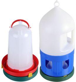 drinkbakverwarming voor kippen en duivendrinkbakken