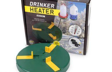 drinkbakverwarmer 20cm met doos